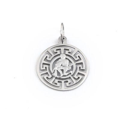 Подвеска знак зодиака «Водолей»