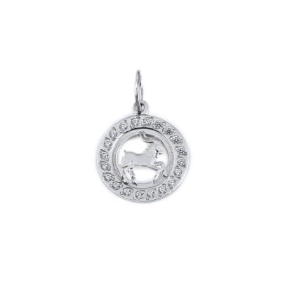 Подвеска знак зодиака «Козерог»