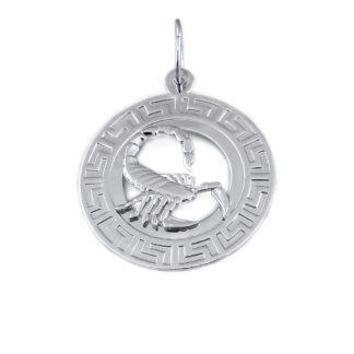 Подвеска знак зодиака «Скорпион»