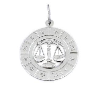 Подвеска знак зодиака «Весы»