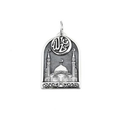Нательная икона «Мечеть Кул Шариф»