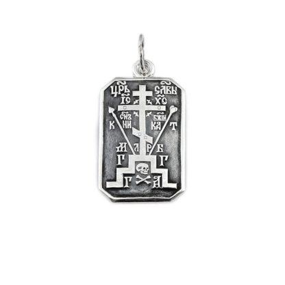 Нательная икона «Святая Матрона Московская»