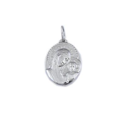 Нательная икона «Божья Матерь Казанская»